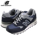 New Balance new balance M577 NG MADE IN ENGLAND-United Kingdom mens sneakers Navy
