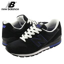 New Balance new balance M996 BA MADE IN U S A... American-made sneakers black mens