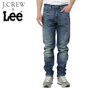 J.CREW j.crew x slim rider jeans, Lee Lee 101Z [HARD WORN, denim men's slim fit vintage fs04gm