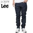 J.CREW j.crew x slim rider jeans, Lee Lee 101Z [RINSE WASH, denim リンスウォッシュメンズ slim fit vintage 02P06May14