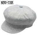 NEW YORK HAT Sweatshirt Spitfire (the grey men's women's hats New York Hat sweat cotton newsboy #6014)
