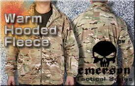 EMERSON �ա��ǥ��åɥե�� Warm Hooded Fleece ���㥱�å� MC