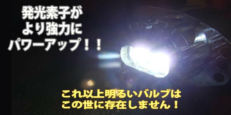 LUXI BMW イカリング用 8W LEDバルブ 商品説明3