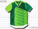 2013 cool sports Bellmare base green futsal soccer uniforms