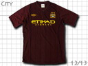 Product made in 12/13 Manchester City away umbro of the topic