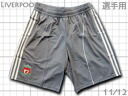 Product made in (gray) underwear Adidas for Liverpool 11/12 GKs