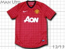 Product made in Manchester United 12/13 home nike