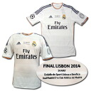 Real Madrid 13 / 14 home for Champions League adidas product