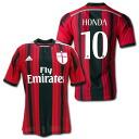 Made by adidas AC Milan 2014 / 15 home # 10 HONDA Keisuke Honda