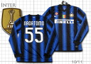 It is with a patch made by 10/11 Intel home, long sleeves #55 Yu Nagatomo capital nike