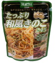 "Bee food series cooked spaghetti sauce ""hearty-Japanese mushroom 245 ' 24 pieces"