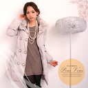 ☆ gorgeous rabbit fur * down coat * wedding * party * party * cheap women's limited 1154 fall new large size down jacket