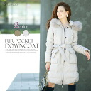 Winter coat down jacket outerwear down down coat down jacket long down raccoon fur favored women's large size 1651 new 20s 30s 40s 50s fashion.