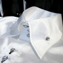 Luster Dress Shirt Wedding