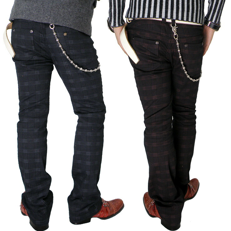 PRIZM | Rakuten Global Market: PRiZM SELECT check stretch pants ...