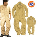 "76 Lubricants ""shadow stripes"" カーゴツナギ /No.76-OA111/ * tethering overalls men's Dickies work wear * SSpopular03mar13_mensfashion"