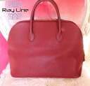 ★ HERMES ★ lead ♪ Bordeaux red bag beauty products