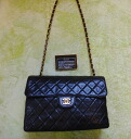 @ ★ CHANEL ★ Chanel DECA matelasse 30 shoulder bag black ☆
