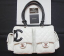 ★ CHANEL ★ シャネルマトラッセ Cambon big shoulder bag ★