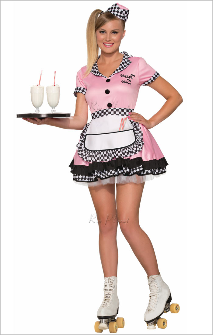 photos of single girls 50's costumes № 142625