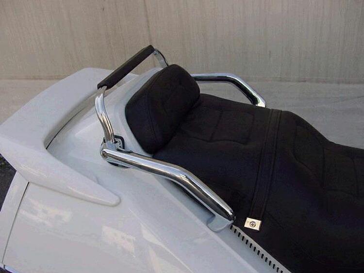 ホンダフュージョンFUSIONFUSIONMF02メッキサイドグラブバー外装パーツ