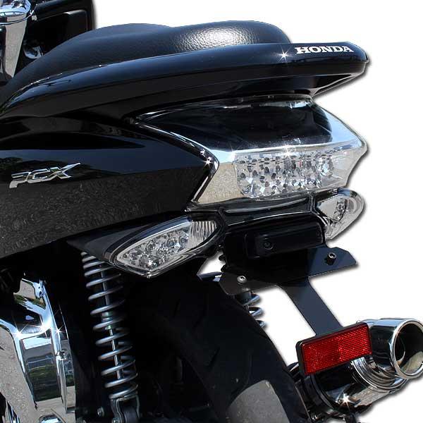 PCX125 JF28  PCX150 KF12 LED�ơ������ �ꥢ LED������ ���å�