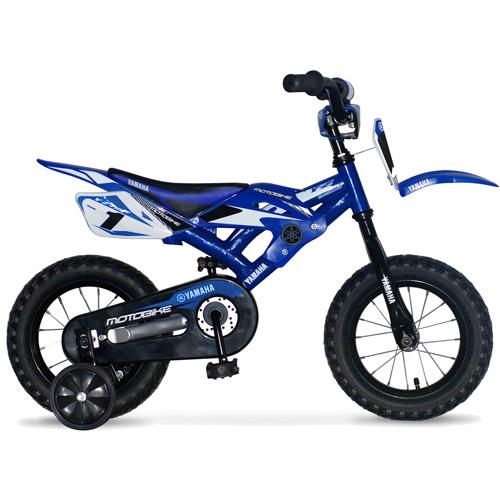 """自転車の 自転車 男の子 16インチ : Yamaha Moto 12"""" Child's BMX Bike"""