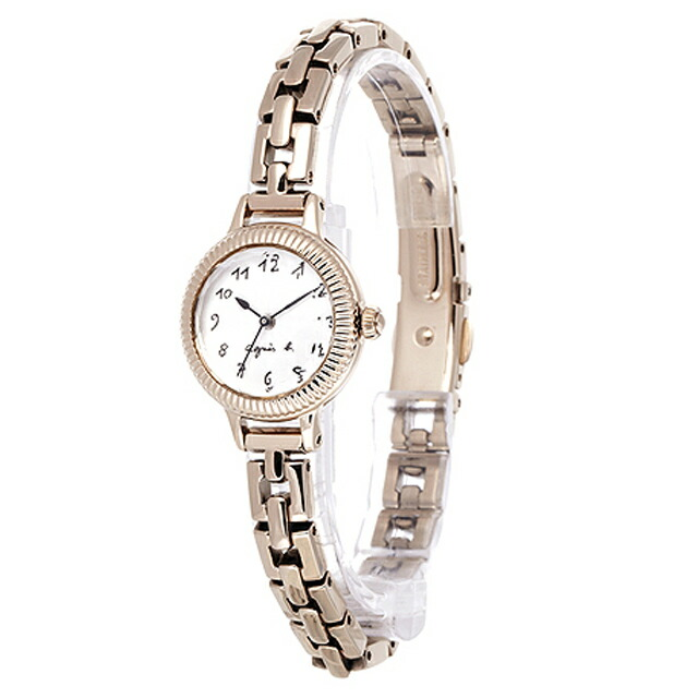 アニエスベー agnesb 腕時計