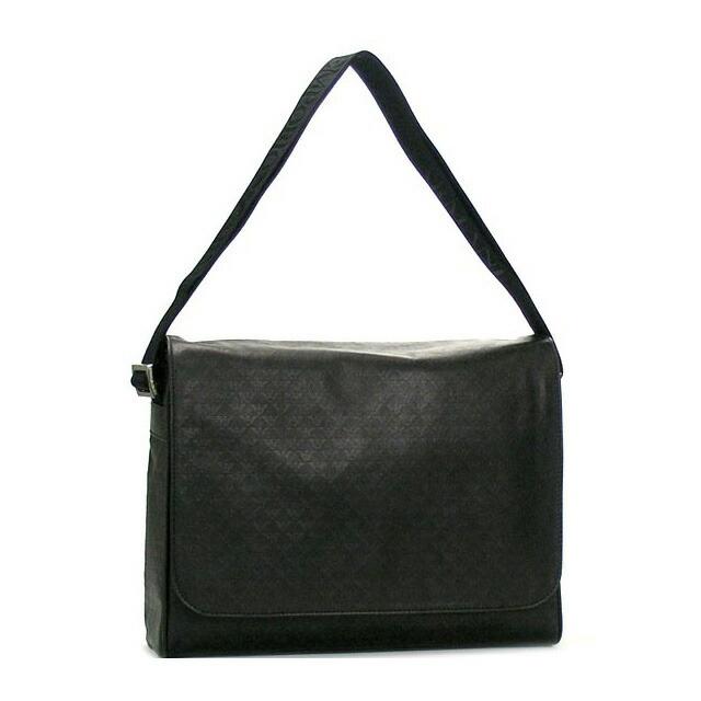 Giorgio Armani Leather Shoulder Bag 108
