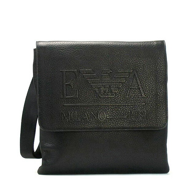 Giorgio Armani Leather Shoulder Bag 99