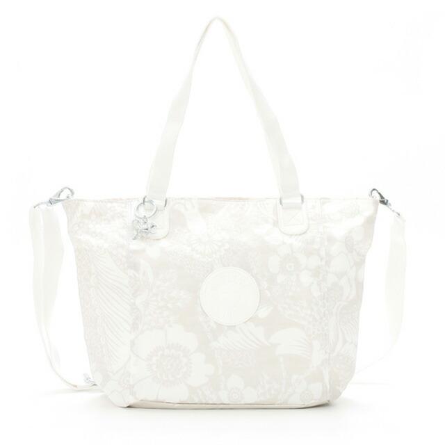 Kipling White Shoulder Bag 32