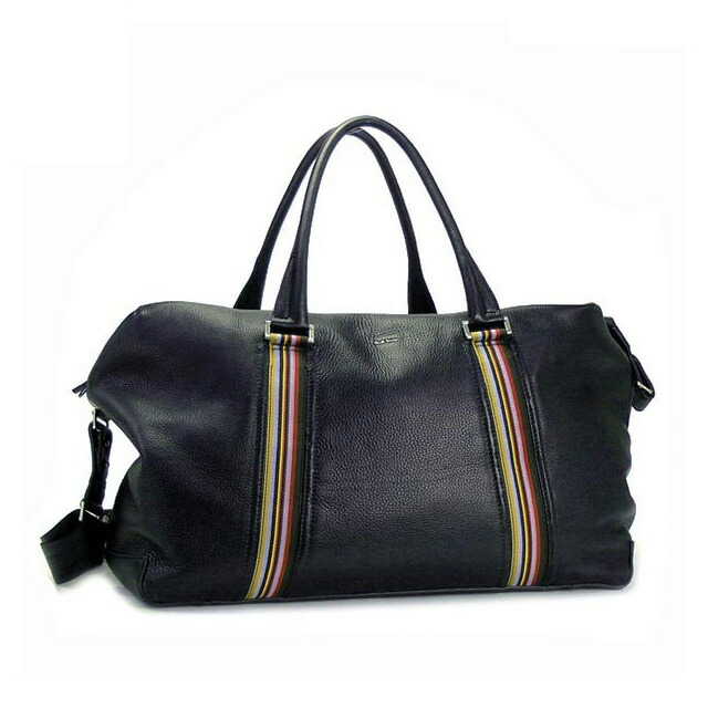 Paul Smith Grey Boston Shoulder Bag 84