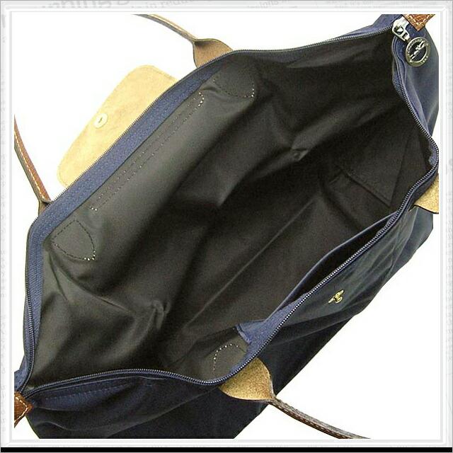 Shop For Longchamp Le Pliage Tote Bags 1899 089 Navy