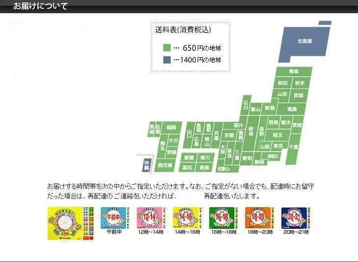 セレクトショップshowcase 送料/手数料説明