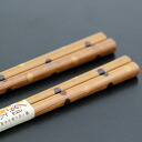Bricks chopsticks waterdrop (I perform woodenness 国産匠)