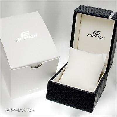 カシオ腕時計 エディフィス [CASIO EDIFICE] 付属品例