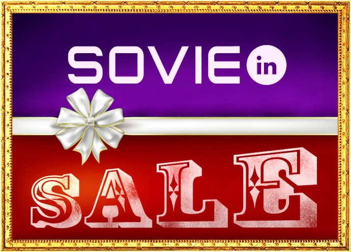 SOVIE in SALE���