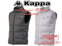★Rain jacket golf / rain jacket / Kappa Golf Italia2013 new work in the fall and winter! Down vest (men's) 13/10/05UP! fs3gm