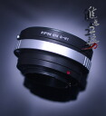 KIPON-Nikon F mount/g タイプレンズーニコン 1 k-mount adapter
