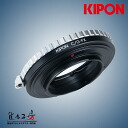 KIPON made by Contax G マウントレンズー FUJIFILM x-Pro1 X mount adapter