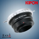 KIPON-B4 (2 / 3 type) Mount Cine lens - micro four thirds mount adapter