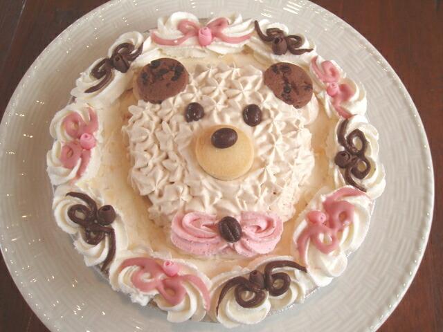 手工制作生日冰蛋糕