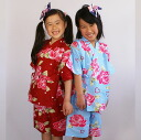 Rose and heart Jinbei ☆ special sale price kids kids ' Jinbei