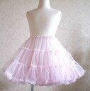 Kids kimono dress up fluffy petticoat Princess 8 colors in Pastel pink Lolita-Chan dance costume 七五三