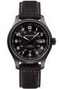 HAMILTON Hamilton Watch カーキフィールドチタニウムオート 42 mm H70575733 genuine