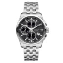 HAMILTON Hamilton Watch Jazzmaster Auto Chrono jazzmaster auto Chrono automatic winding chronograph H32596131 genuine mens
