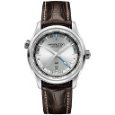 HAMILTON Hamilton Watch Jazzmaster jazzmaster GMT automatic winding H32605551 genuine men's