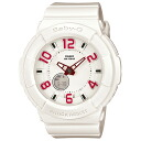 Baby G neon dial series Lady's watch BGA-133-7BJF