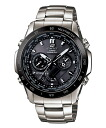 Casio EDIFICE MULTIBAND6 chronograph solar radio watch EQW-T1010DB-1AJF