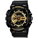 G shock Casio 6600 Black×Gold Series GA-110GB-1AJF